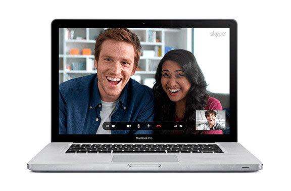 Skype для Mac
