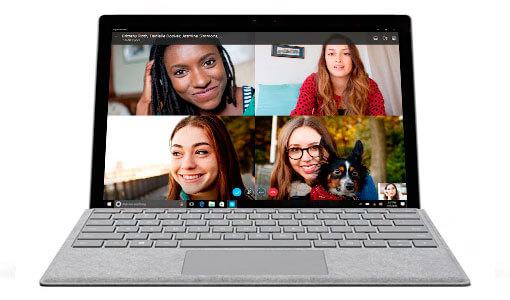 Skype для ноутбуков