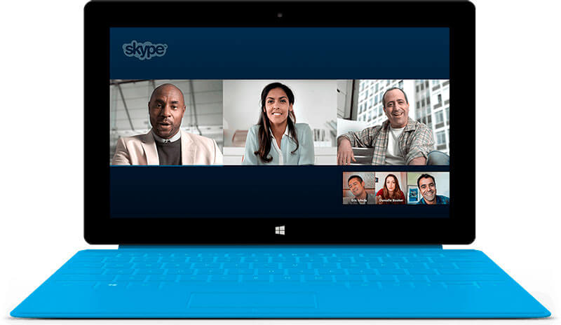 Skype для Windows 10
