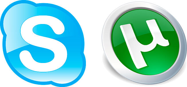 Skype torrent