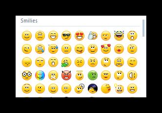 Смайлики Skype-4