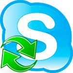 Как перезагрузить Скайп