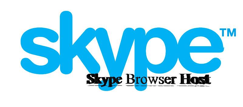 Skypebrowserhost.exe что это такое и как его отключить