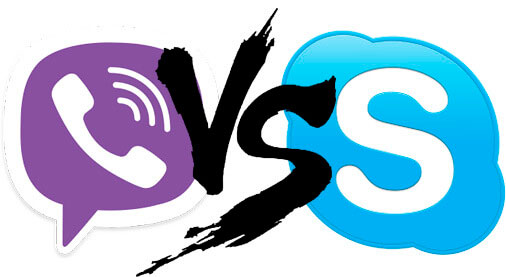 Viber или Skype что лучше