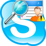 Произошла ошибка при поиске учетной записи Skype